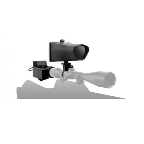 NITESITE Wolf RTEK Mid Range Scope Mounted Night Vision System (922119)
