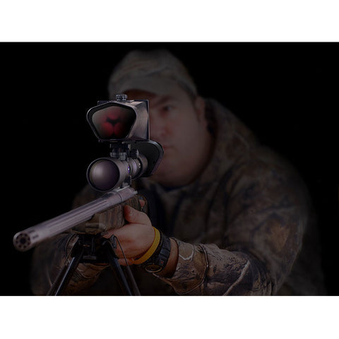NITESITE Eagle RTEK Long Range Scope Mounted Night Vision System (922120)
