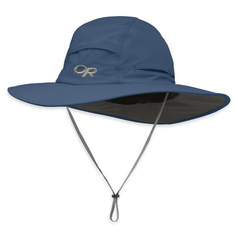 OUTDOOR RESEARCH Sombriolet Blue Sun Hat (243441-0364) a09ed688655d