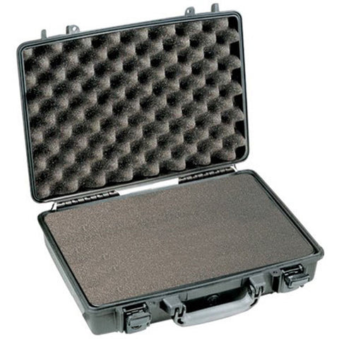 PELICAN 1470 Case, 15.62x10.43x3.75, Black w/ Foam (1470000110)