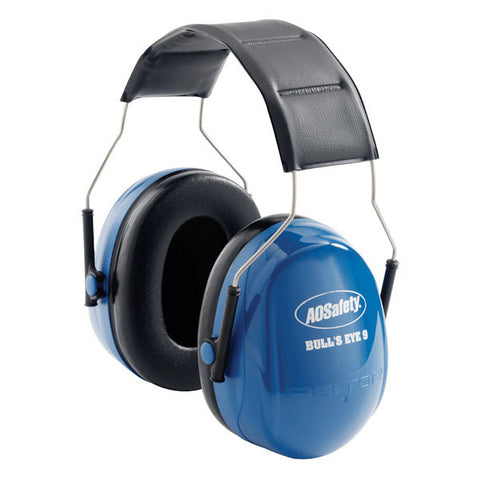 PELTOR Bullseye 9 NRR 25 dB Hearing Protection, Blue (97007)