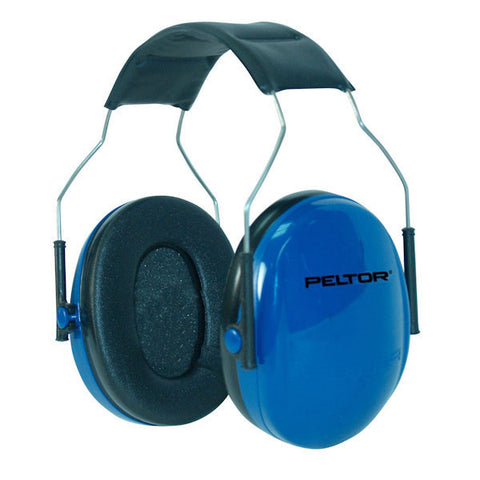 PELTOR Junior Earmuff NRR 22 dB, Blue (97023)
