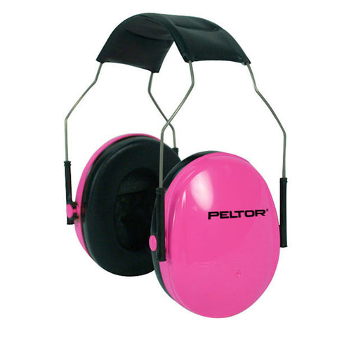 PELTOR Junior Earmuff NRR 22 dB, Pink (97022)