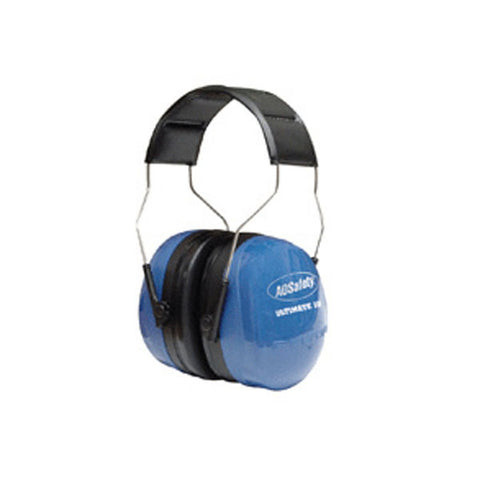 PELTOR Ultimate 10 Blu NRR 30 dB Hearing Protection, Blue (97010)