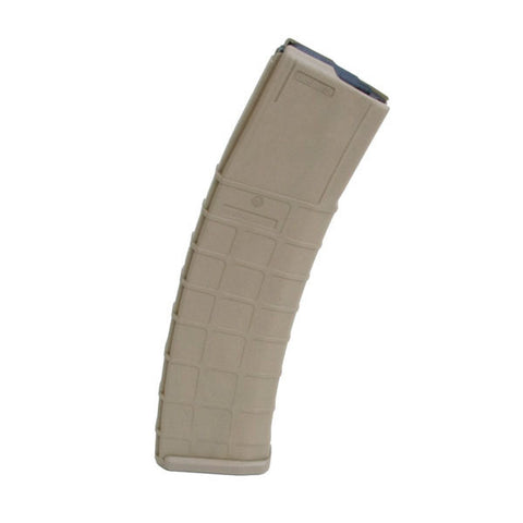 PROMAG AR-15/M16 .223 and 5.56x45mm 42 Rd Magazine, Desert Tan, Polymer (COL-A22)