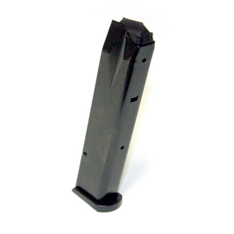PROMAG All 9mm P-Series 9mm 20 Rd Magazine, Blue, Steel (RUG-A10)