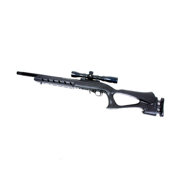 PROMAG Archangel Deluxe Target Stock for Ruger 10/22, Black, Polymer (AATS1022)