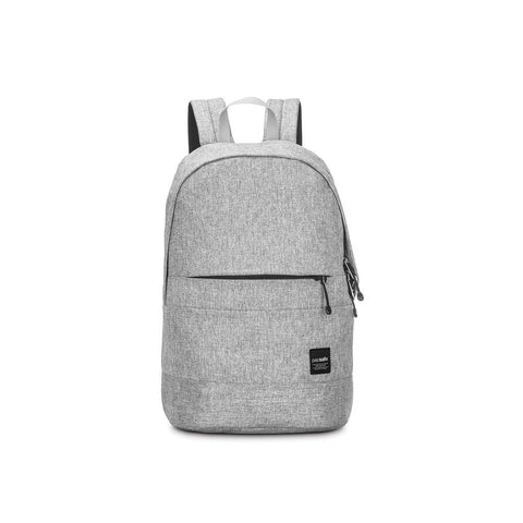 PACSAFE Slingsafe LX300 Anti-Theft Tweed Gray Backpack (45230112)