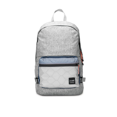 PACSAFE Slingsafe LX400 Anti-Theft Tweed Gray Backpack (45335112)