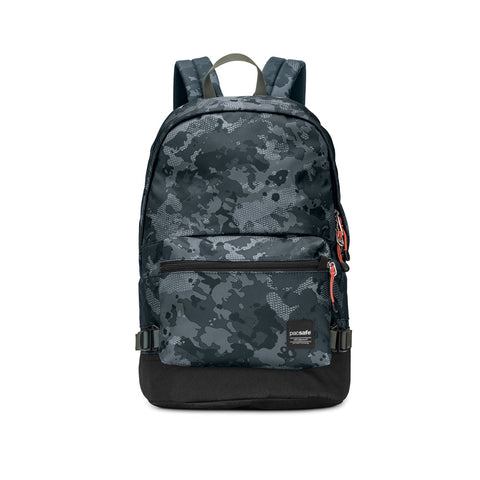 PACSAFE Slingsafe LX400 Anti-Theft Gray Camo Backpack (45335802)