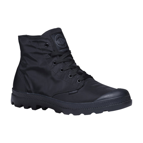 PALLADIUM BOOTS Pampa Puddle Lite WP Black Boots (73085-060-M)