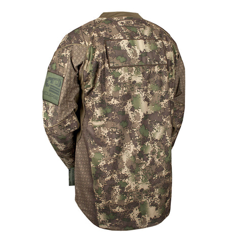 PLANET ECLIPSE HDE Camo Jersey JERS624064