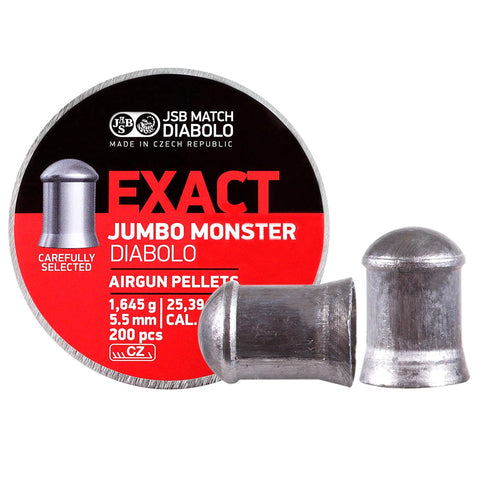 PREDATOR INTERNATIONAL Exact Jumbo Pellets 546288-200