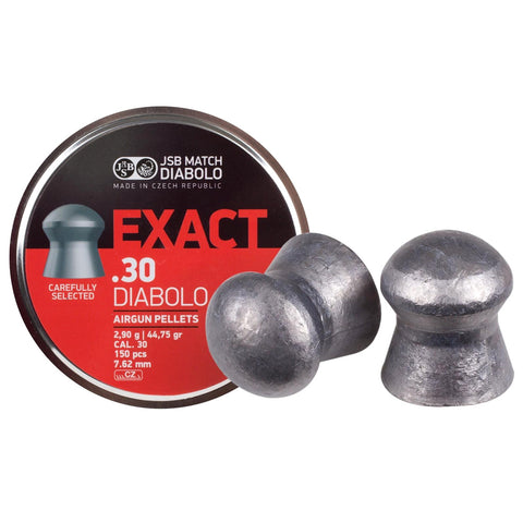 PREDATOR INTERNATIONAL Exact 30Cal Pellets 546030-150