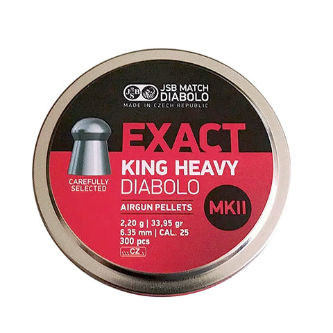 PREDATOR INTERNATIONAL King Heavies MKII 300 ct (546498-300)
