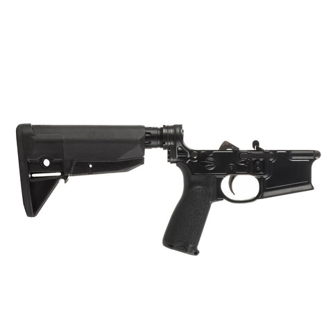 PRIMARY WEAPONS SYSTEMS MK1 Mod 2-M Complete Rifle Lower Receiver (18-2M100RM1B)