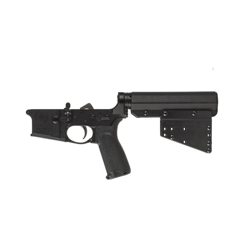 PRIMARY WEAPONS SYSTEMS MK1 Mod 1-M Complete Pistol Lower Receiver (18-M100PM1B)