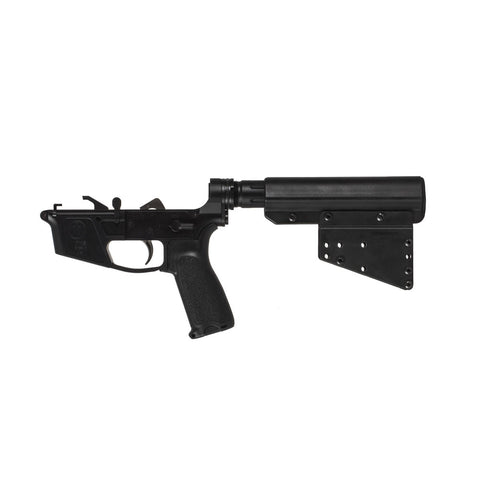 PRIMARY WEAPONS SYSTEMS PCC Complete Pistol Lower Receiver (18-M900PM1B)