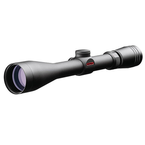 REDFIELD Revolution 3-9x40 Riflescope, 4-Plex Reticle, Matte Black (67090)