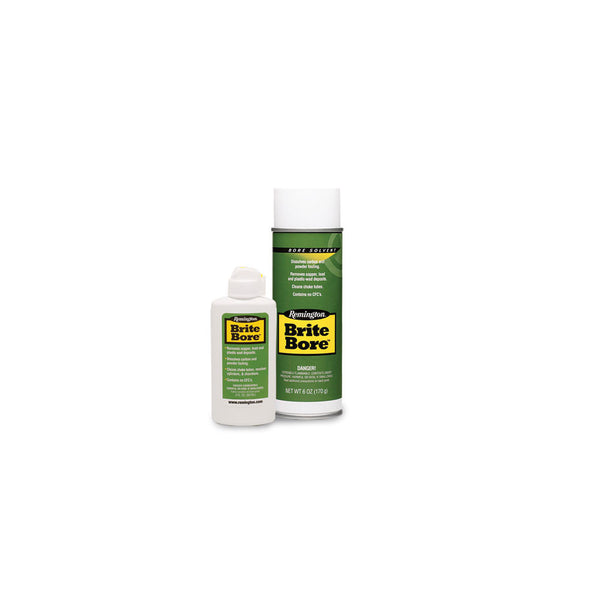 Remington Brite Bore Liquid Cleaner 6oz Aerosol 18394