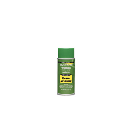 REMINGTON Rem DriLube Liquid, 4oz Aerosol Can (18396)