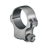 RUGER 5K30 30mm High Stainless Steel Scope Ring (90286)