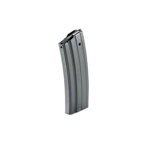 RUGER Mini-14 Magazine, 223 Rem, 30 Rd, Steel Blued (90035)