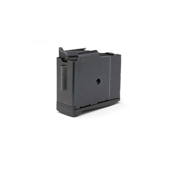 RUGER Mini-30 Magazine, 7.62 x 39, 5 Rd, Steel Blued (90012)
