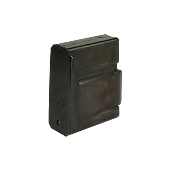 RUGER Scout M77 Magazine, 308 Win, 5 Rd, Black (90352)