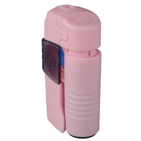 Ruger (Tornado Personal Defense) Stealth Pepper Spray, 11gm, Belt Clip, Pink (R3HBP1)