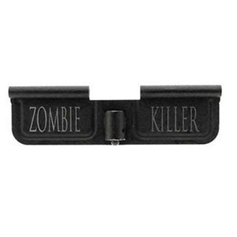 SPIKES TACTICAL AR15 Ejection Port Door, Zombie Killer Engraving (SED7007)