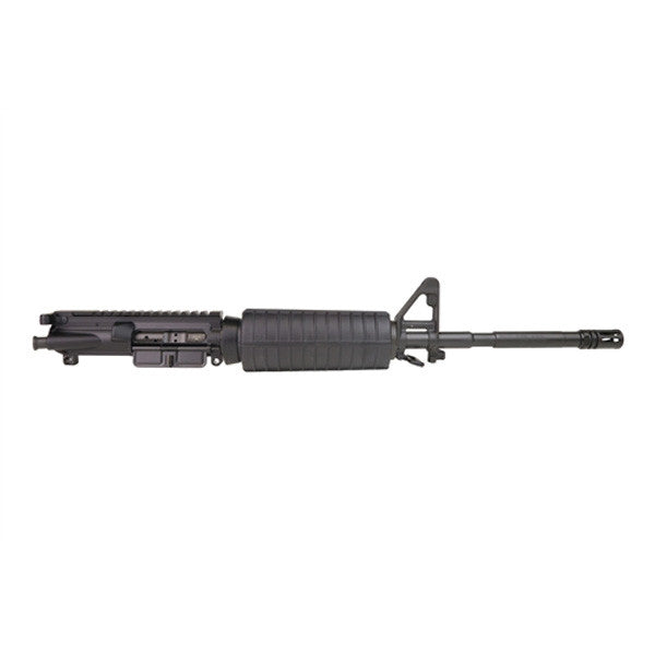 SPIKES TACTICAL 5.56/.223 Rem Upper, 16in. Chrome Lined Barrel, 1:7 Twist, Flat Top (STU5025-M4S)
