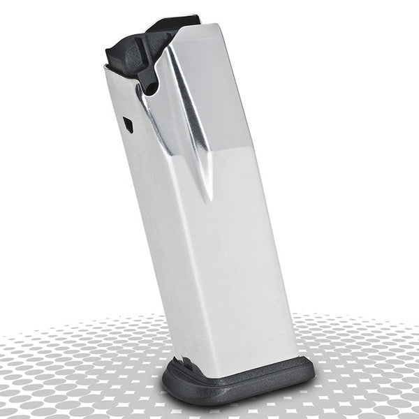 SPRINGFIELD XD Full Size Magazine, 9mm, 10 Rd, Stainless Steel (XD0923)