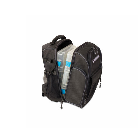 SHIMANO BLMBP260BK Blackmoon Compact Fishing Backpack