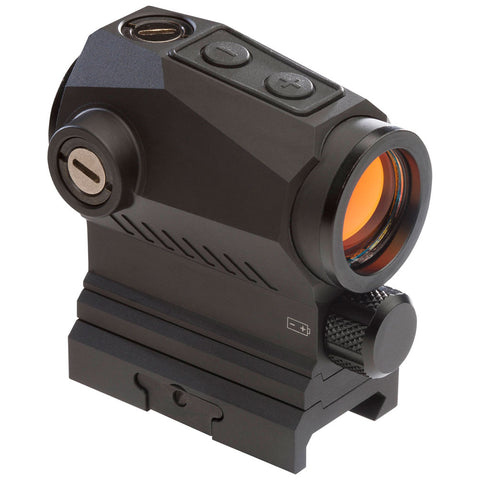 SIG SAUER ROMEO5 1X20 mm 2 MOA Red Dot Sight SOR52101