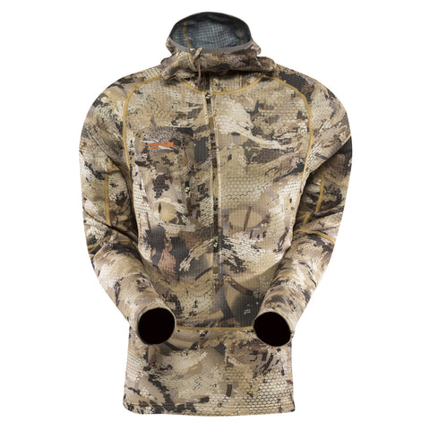 SITKA GEAR Optifade Waterfowl Marsh Core Heavyweight Hoody (10040-WL)
