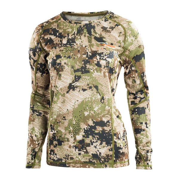 SITKA Womens Core Light Wt Subalpine Crew 10053-SA