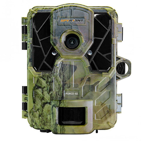 SPYPOINT FORCE SI Trail 12MP Camouflage Camera Trail (FORCE-SI)