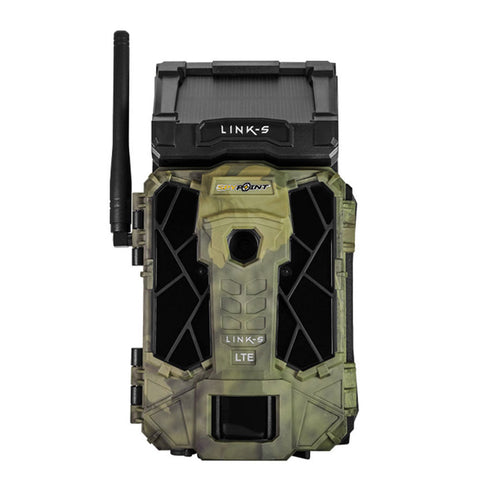 SPYPOINT Link-S 12MP Camo Trail Camera LINK-S