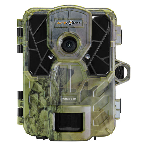 SPYPOINT Force 11D 11MP Camo Trail Camera (FORCE-11D)