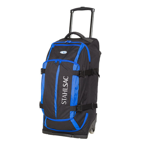 STAHLSAC 888903-BLK/BLU Curacao Black/Blue Clipper Bag