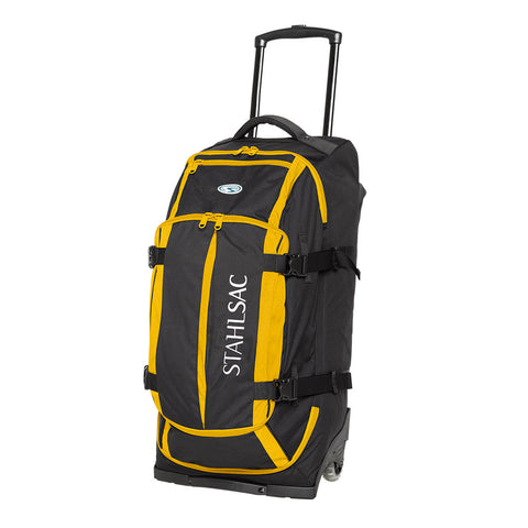 STAHLSAC 888903-BLK/YEL Curacao Black/Yellow Clipper Bag