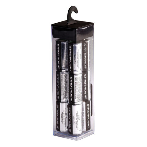 STREAMLIGHT Lithium batteries 12 Pack (85177)