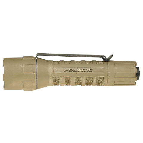 STREAMLIGHT PolyTac Coyote Flashlight with Lithium Batteries (88851)