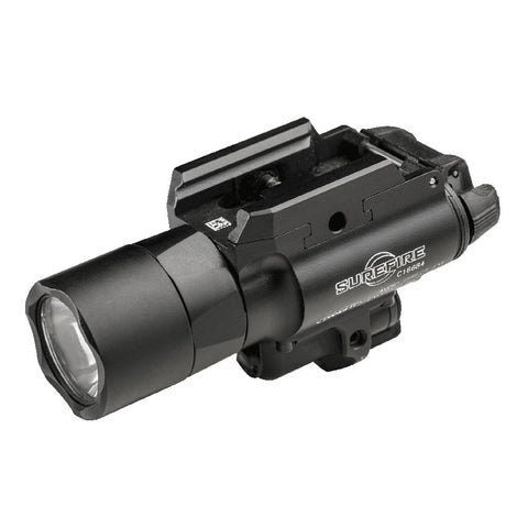 SUREFIRE X400 Ultra 600 Lumens Weaponlight with Red Laser (X400U-A-RD)