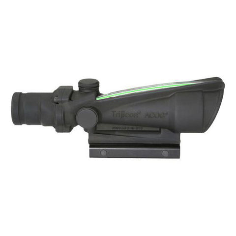 TRIJICON ACOG 3.5x35 Scope, Dual Illuminated Green Donut .223 Ballistic Reticle (TA11-G)