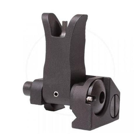 TROY Front Folding M4 Style Battle Sight, Black (SSIG-FBS-FMBT-00)
