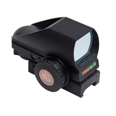 TRUGLO Dual Color Open Crossbow Red-Dot Sight (TG8380B4)