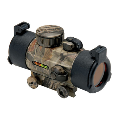 TRUGLO Crossbow Red Dot Sight, 30mm, Camo (TG8030C3)