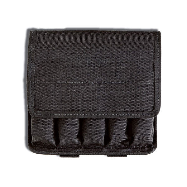 TUFF 5 In Line 9Mm/G17 Mag Pouch Blk (7065NYV2)